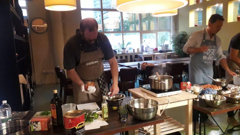 let's cook together kookstudion coronaveilig rijswijk den haag